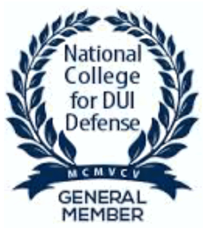 Member of the National College for DUI Defense