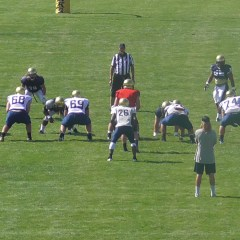 Fort Lewis College Football Camp in Session