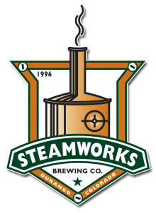 Steamworks Brewing Durango Colorado Logo