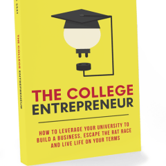 The College Entrepreneur – Book Review