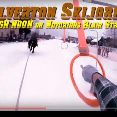 Silverton Skijoring 2017