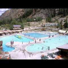 Ouray Hot Springs Renovation – Time to Take a Dip!