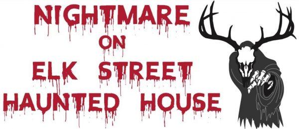 Nightmare on elk street haunted house