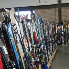 54th Annual Ski Swap, La Plata  Fair Grounds
