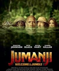 JUMANJI, Welcome to the jungle!