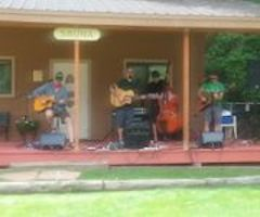 Pete Giuliani Trio at Trimble Hot Springs
