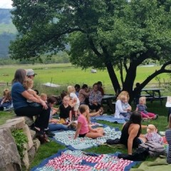 Story Hour at James Ranch