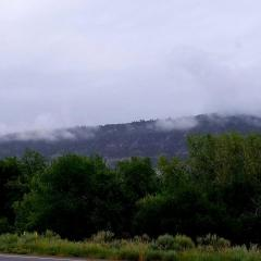 RAIN BRINGS RELIEF–416 Fire update– Saturday night, 16th– 34,461 acres