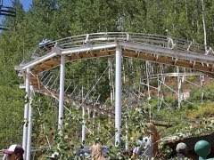 Purgatory's New Coaster Offers Thrills