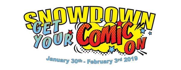 snowdown logo