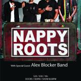 Nappy Roots with special guest Alex Blocker Band