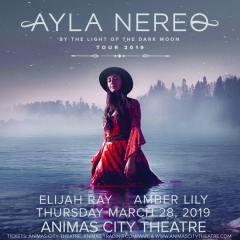 Ayla Nereo with Elijah Ray & Amber Lily