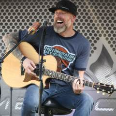 Concerts in the Plaza – Dave Mensch – Three Springs – Tuesday July 23rd