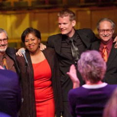 Jazz on the Hill presents Joyce Lyons with the Phil Aaron Trio