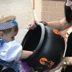 Children's Halloween in Downtown Durango