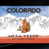 New License Plate Celebrates Mesa Verde