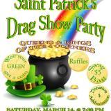 St. Patrick's Drag Show Party