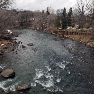 Animas River Spring 2020