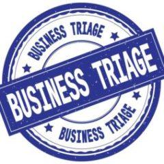 Business Triage