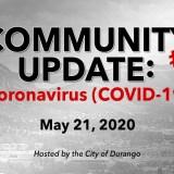 Community Update 5-21-20