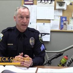 Meet Your First Responder: Sgt. Deck Shaline