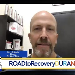 Road to Recovery: 24/7 Fitness' New Normal