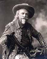 Virtual lecture on Buffalo Bill Cody