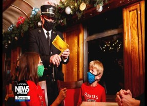 Modified Polar Express to Run for Holidays