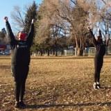 Dance Team Keeps Focus on Spirit