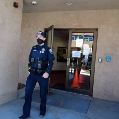 Durango Police Officer Relishes Life in Mountains and Desert