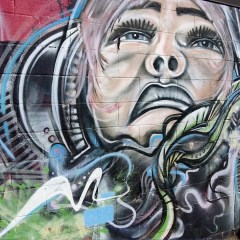 Hunting for Artistic Treasure in Alleys and Parking Lots