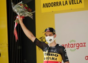 'A legend in the making': Durango's Sepp Kuss wins stage of Tour de France