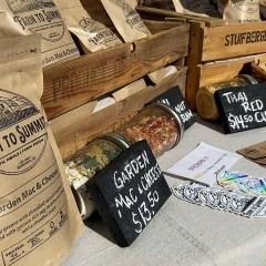 Bringing Local Foods to Mountain Peaks