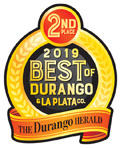 2019 dest of durango broker 2nd place