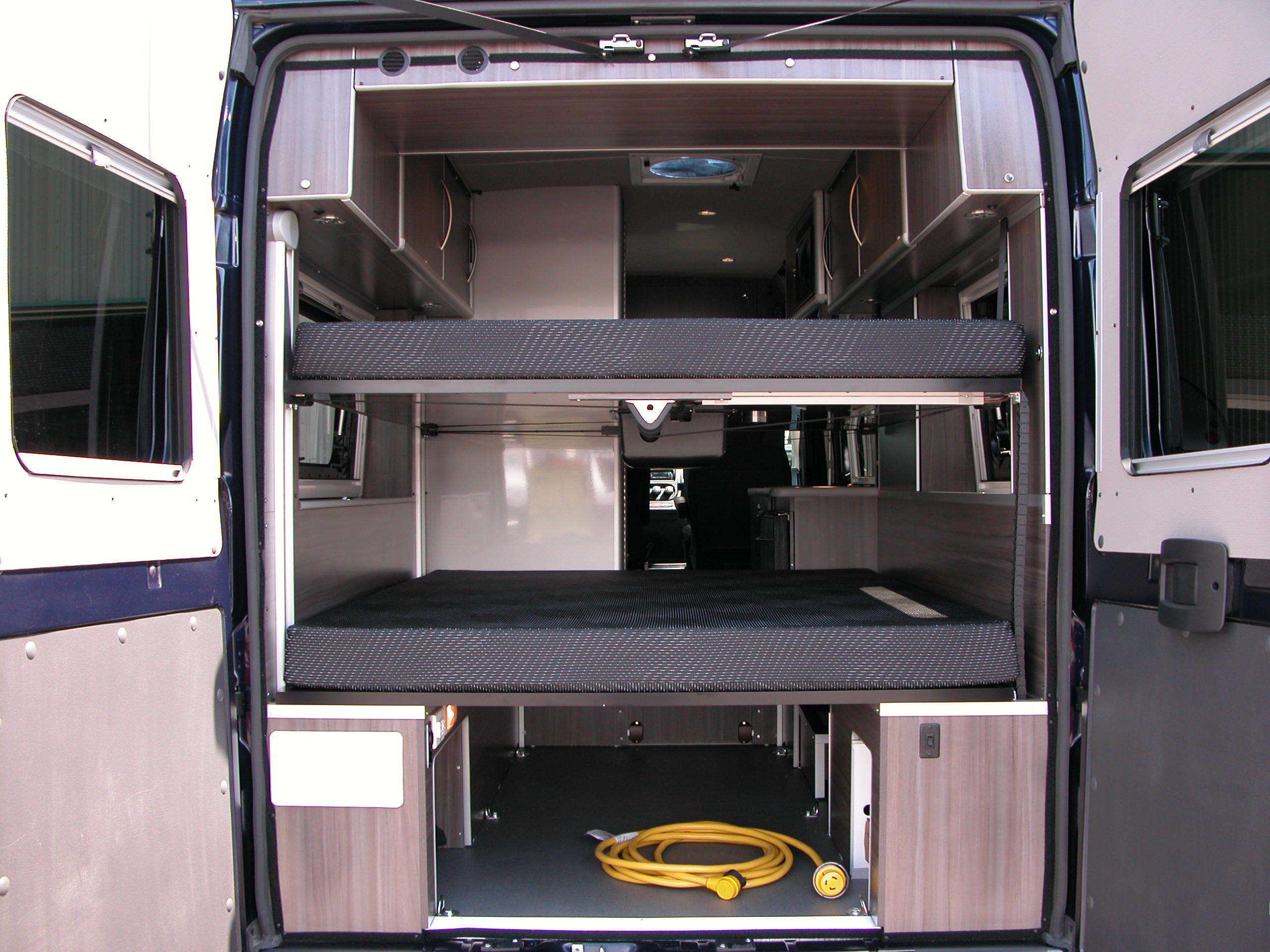 Class B Sprinter Vans Durango Rv Rentals