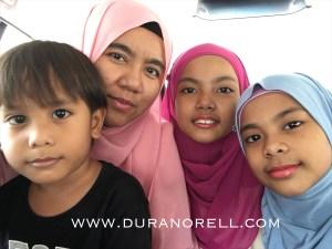 Dura and The Zizis, KBBA9, Kelab Blogger Ben Ashaari