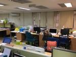 Kena back up untuk tiga officemate sampai tangan berkerja macam sotong!