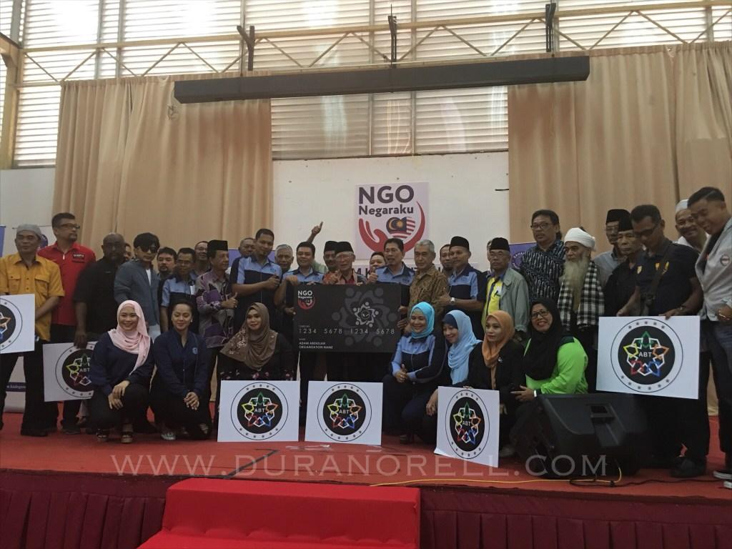 Program Perasmian Kad Digital NGO Negaraku dan Mobile App NGO Negaraku