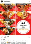 KL Food Delivery : Hashtag Lapar Cafe