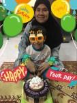 Happy Birthday AbangYan yang ke-5 tahun!
