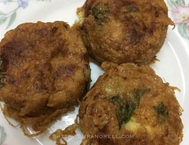 Resepi Soto bersama Begedil Ayam