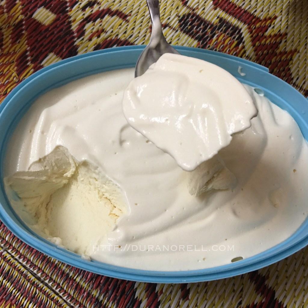 Resepi Aiskrim Homemade - Perisa Coklat dan Vanilla Homemade