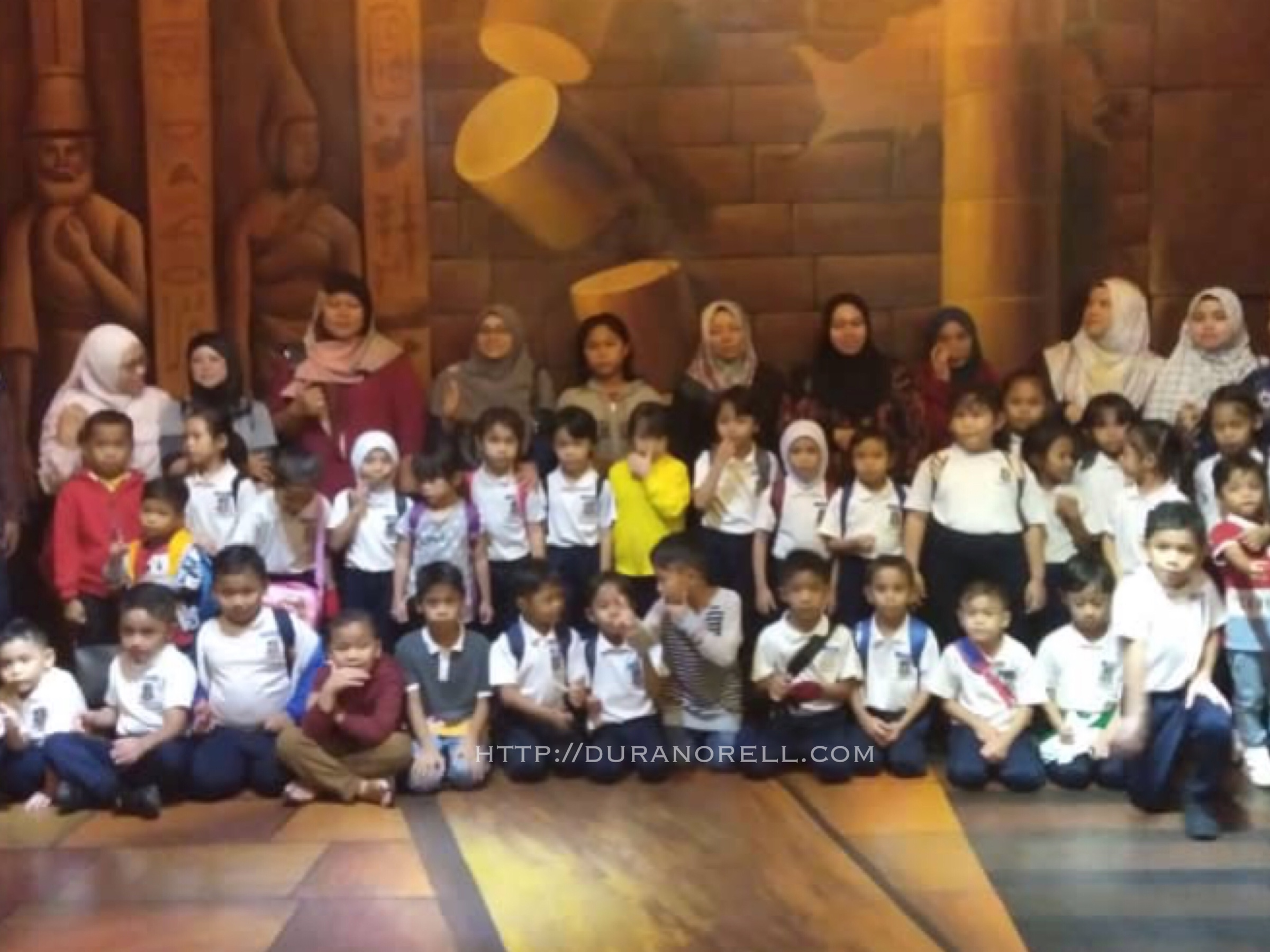 Lawatan ke Snowalk i-City dan Trick Art Museum i-City