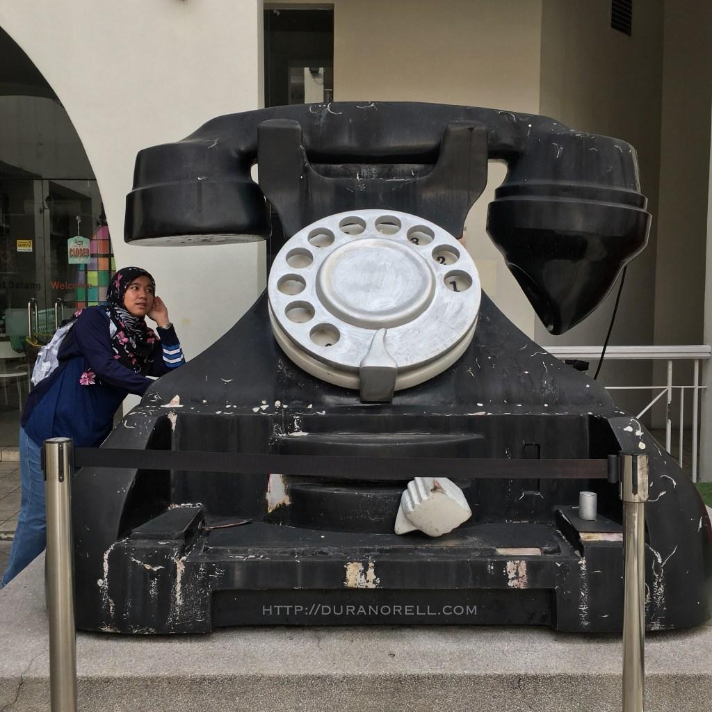 Telekomuzium Kuala Lumpur, Tempat Melawat Menarik di Kuala Lumpur