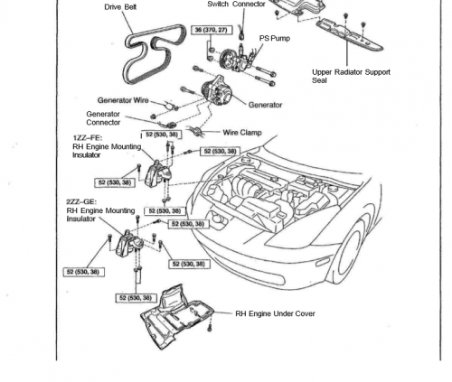 Toyota Celica Repair Manual Free Download