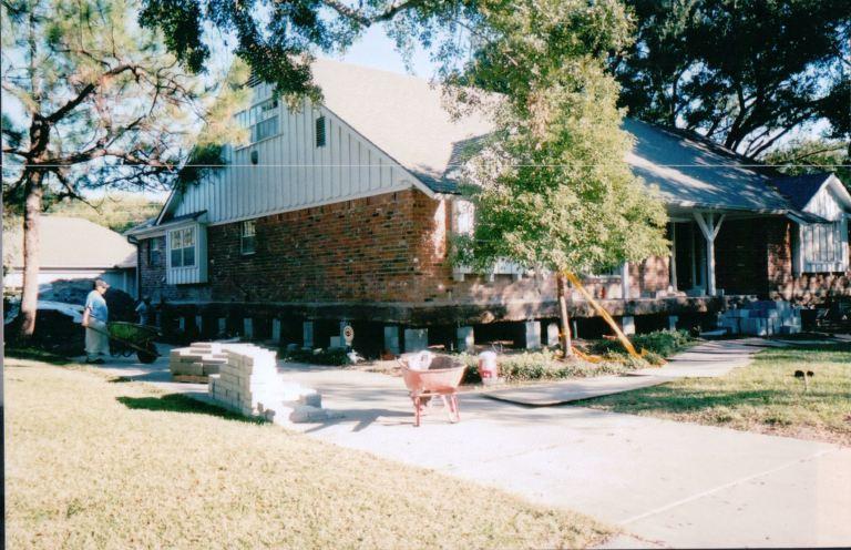 Raised house 4