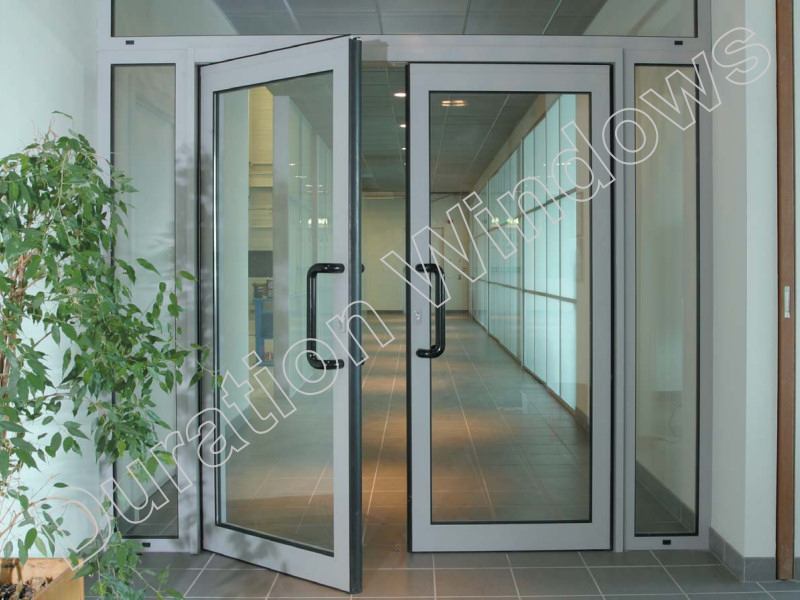 Shop Doors And Commercial Entrances, For High Traffic Use