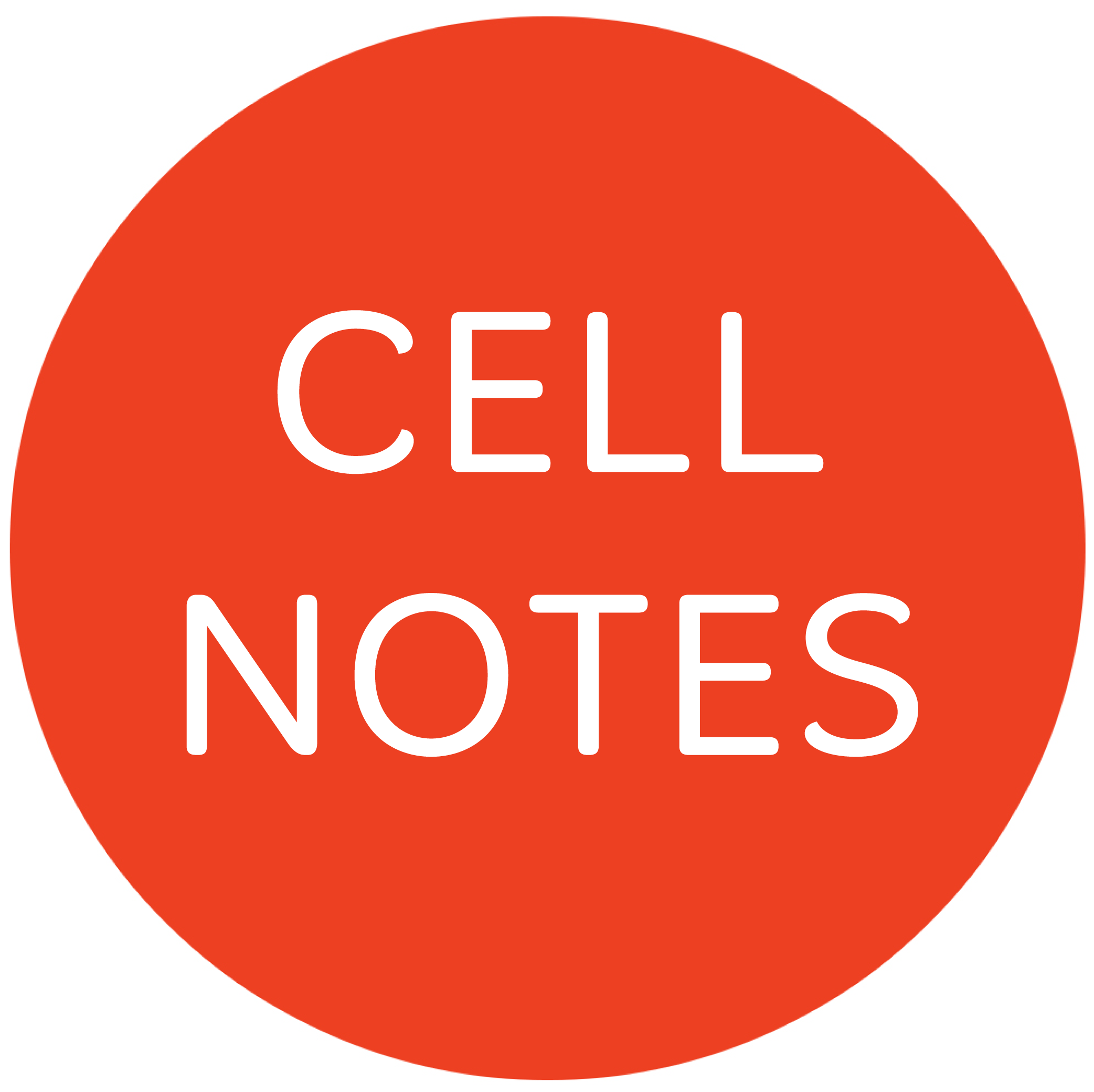 Cell Notes- 16 October 2016