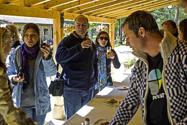 Spanien Trüffel Okt 2010 Navaleno Restaurant 1