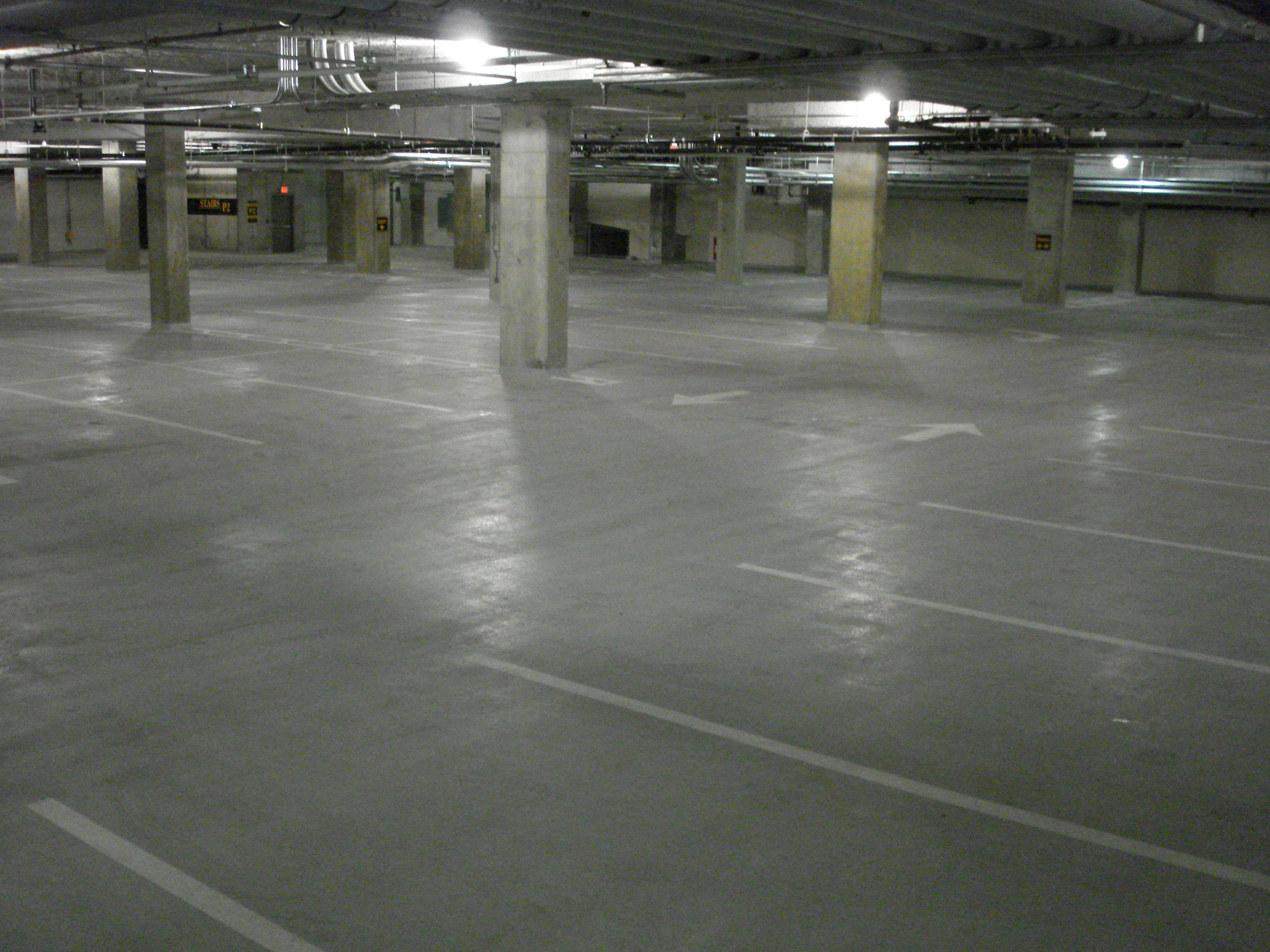 Traffic Coatings  Urethane  Membrane  Parking Decks  Vulkem  Neogard
